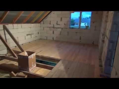 Как сделать пол на первом этаже дома