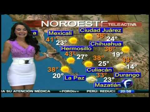 mayte carranco 20-junio-2013 HD
