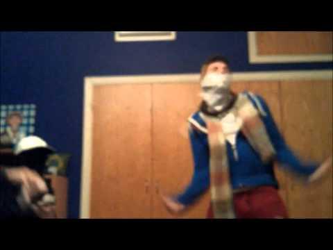 Sexy Gay Harlem Shake video
