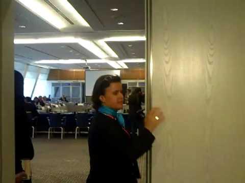 Doors closing on IOC EB meeting in Berlin, Aug 13, 2009