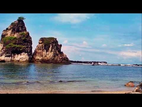 Pantai Sawarna - Tempat Wisata di Lebak, Banten