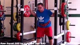 Francis Rousseau - Training 2014-10-06