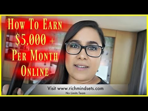 """(2018) Email Processing Jobs  """"How To Earn Money Online"""" Email Processing System"""