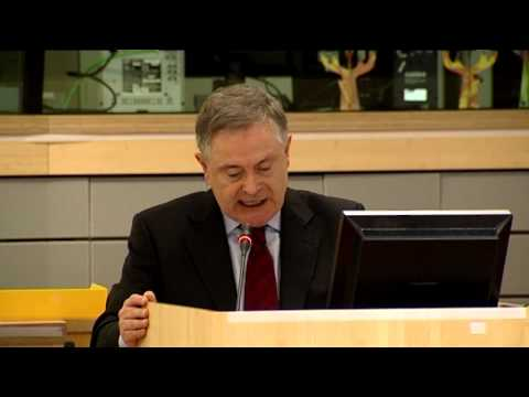 Brendan Howlin at the Committee of the Regions: