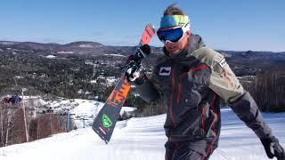 Ski Test PDS 2018-19 Rossignol Hero ST Ti