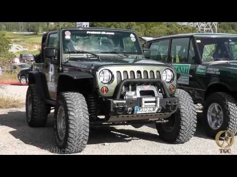 Jeep Wrangler Rubicon Off-Road Trial 4x4 -2