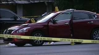 Police search for car used in traffic light shooting that left 17-year-old dead