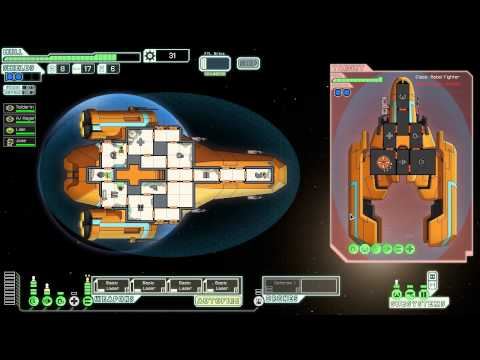 Let's Play FTL - Part 26 - Slugzzz - Red-Tail Kestrel Type B