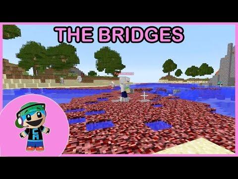 The Bridges Friday - GG with Radio Jason - Minecraft