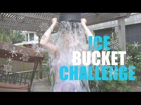 ICE BUCKET CHALLENGE- GRAV3YARDGIRL