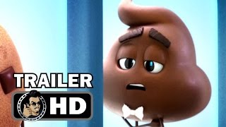 THE EMOJI MOVIE Extended Official Trailer (2017) James Corden Animated Comedy Movie HD