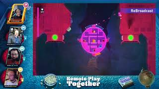 Steam Remote Play Together Event - Lovers in a Dangerous Spacetime (rebroadcast segment 06 of 10)