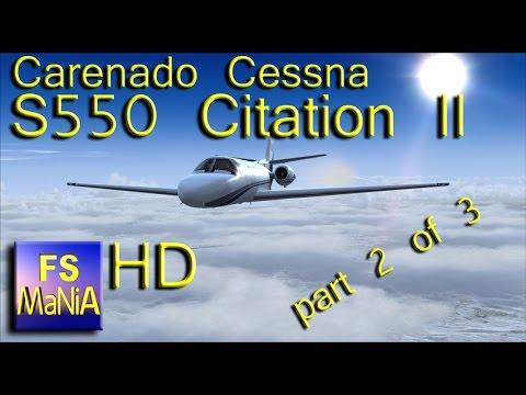 Carenado Cessna Carenado Cessna S550 Citation