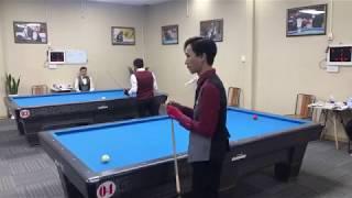Trần Thanh Lực vs Huỳnh Phi Long. Billiards Út Nhi
