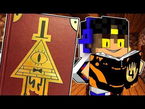 НУБ НАШЕЛ НОВЫЙ ДНЕВНИК ГРАВИТИ ФОЛЗ И ПРИЗВАЛ НЕЧТО в Майнкрафт Выживание и ужасы гренни Minecraft