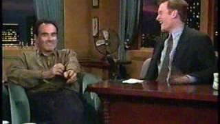 Conan interviews Dan Hedeya