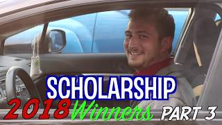 Zoned Sports Scholarship Winners 2018 | Caitlyn Erdman, James Ingram, and Jennifer Majorczak