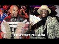 MAYWEATHER EXPLAINS HIS BLUEPRINT; TELLS FIGHTERS
