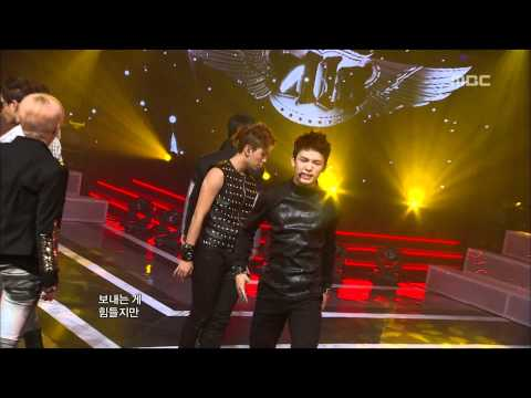 Btob - Insane, 비투비 - 비밀, Music Core 20120331 video