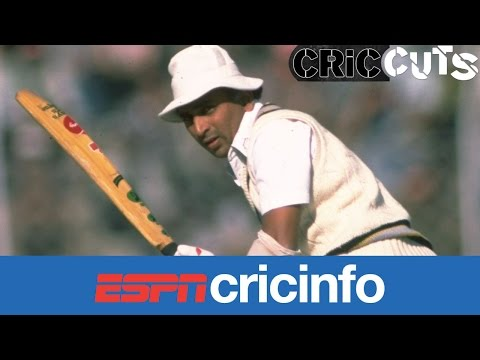 How Gavaskar dealt with fast Bowling | Cric Cuts