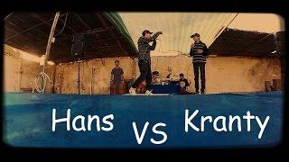 BDB/ hans vs kranty/ octavos de final/ nov-2014