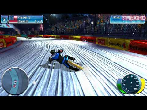 Winter Sports 2012 HD gameplay