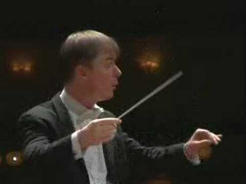 David Robertson Conducts Bruckner