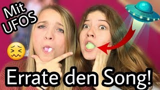 Mit UFOS😖: Errate den Song ft. Luana🎤 / Couch Challenge