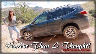 Desert Torture Test! // 2019 Subaru Forester Review