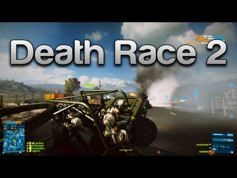 Battlefield 3 Death Race 2