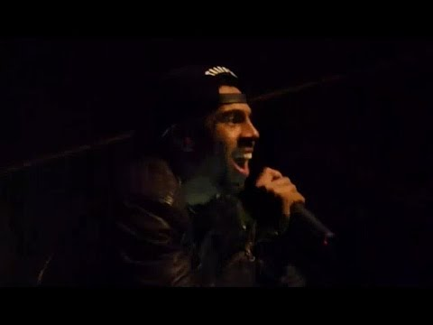 Vic Mensa *Orange Soda & Freestyle* live in Köln/ Germany @CBE 2014!