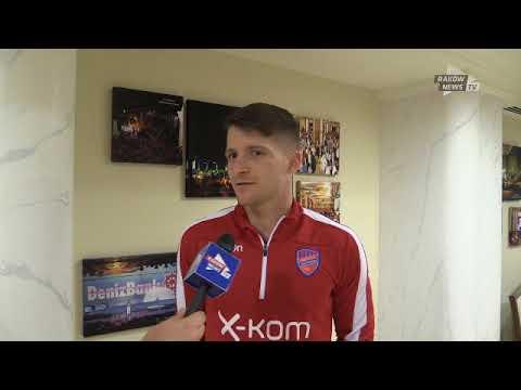 Wywiad z Kamilem Kościelnym. // Raków News TV