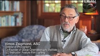 Global Cinematography Institute.  Teaching Expanded Cinematography 1