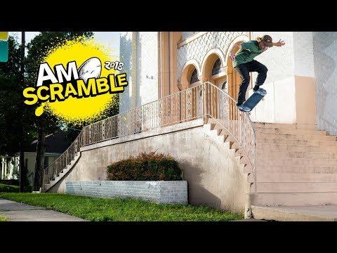 "Rough Cut: Simon Bannerot's ""Am Scramble"" Footage"
