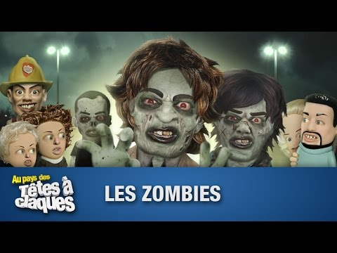 Les zombies (Tetesaclaques.tv)