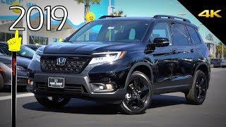 2019 Honda Passport Elite AWD - Ultimate In-Depth Look in 4K