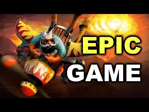 Alliance Liquid - Epic What A Game! - Boston Major Dota 2