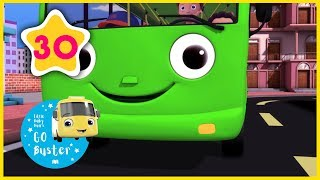 Wheels On The Bus - Part 3 COMPILATION | Little Baby Bus | Nursery Rhymes | Songs for Kids