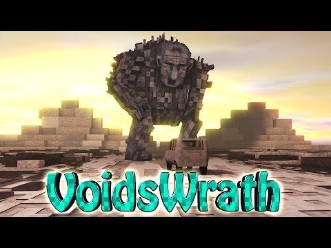Minecraft Voids Wrath Modded Survival Ep 24 TROLLS