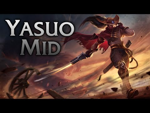 League of Legends | High Noon Yasuo Mid - Full Game Commentary Music Videos