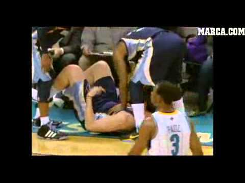 El increíble triple de Marc Gasol - The amazing Buzzer-Beater of Marc Gasol