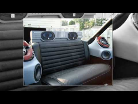 Jeep Speaker Box Concept 2009 Part One Youtube