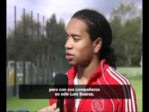 Luis Suarez - The Racist