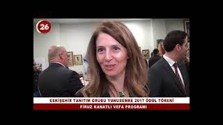 ETG Yunusemre 2017 Ödül Töreni