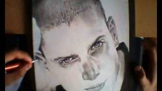 Michael Scofield - Speed Drawing