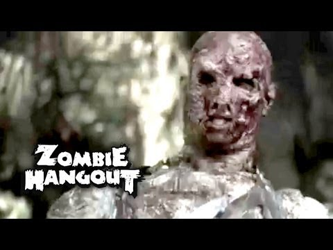 Zombie Trailer - I Am Omega (2007) Zombie Hangout