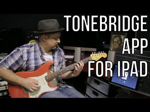 Tonebridge Guitar IPad App For Famous Song Tones And Effects - Marty's Thursday Gear Video