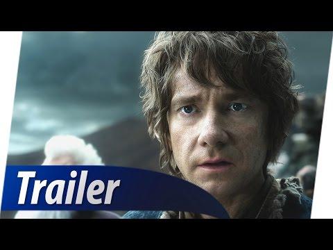 DER HOBBIT 3: DIE SCHLACHT DER FÜNF HEERE - Trailer Deutsch German