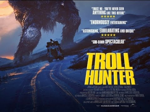 Week 83 - Jaythestingray Reviews TrollHunter (Trolljegeren)