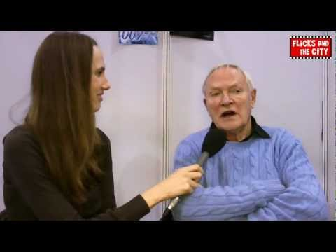 Game of Thrones Seasons 3 & 4 Pycelle Interview - Julian Glover